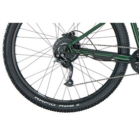 FOCUS Whistler² 6.9 El-MTB/HT Grønn